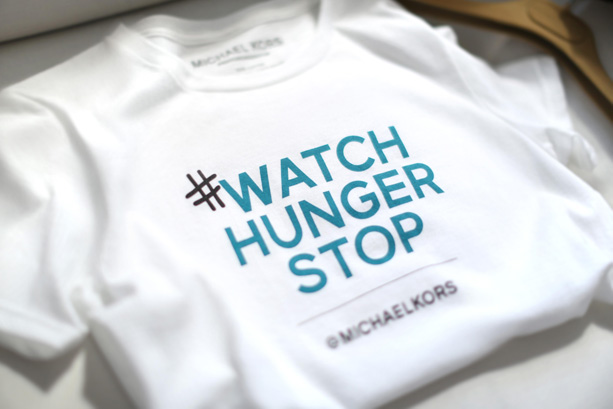 watch hunger stop tshirt