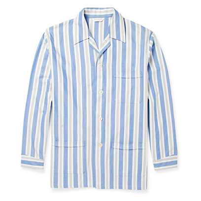 derek rose pyjama top fashion news redonline