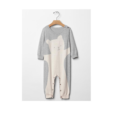 gap animal sweater one piece redonline