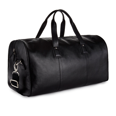 m s weekend bag black leather fashion redonline