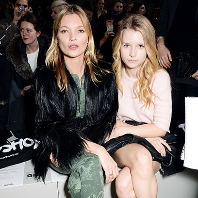 kate moss lottie moss fashion families editor s choice fashion redonline