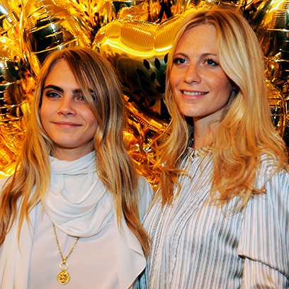 cara delevingne poppy delevingne fashion families editor s choice fashion redonline