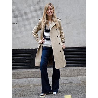oonagh brennnan wearing flared jeans fashion redonline