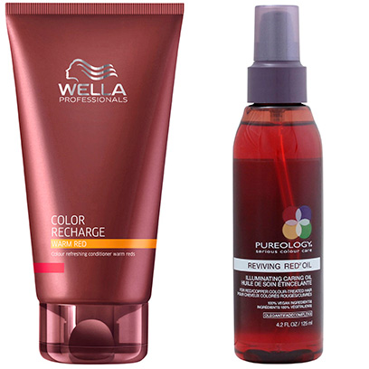 wella pureology red hair products _ how to keep red hair vibrant _ editors choice _ red online
