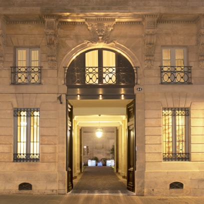 L\'Hotel Particulier Review - Bordeaux | Places to Stay | Red ...