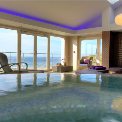 Bedruthan Spa At Bedruthan Hotel Best Uk Spas Spas In Cornwall Red Online