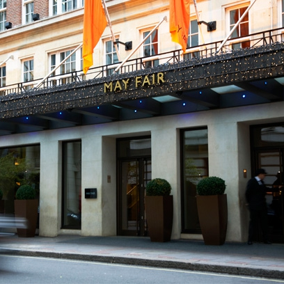 The May Fair Hotel Review Hotels In London Red Online
