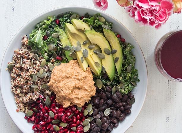 Deliciously Ella recipes | Nutrition | Health & Self - Red ...