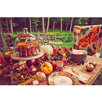 Blake Livelyu0027s Autumnal Baby Shower | Baby Shower Ideas | Easy To Steal  Ideas | Interiors   Red Online