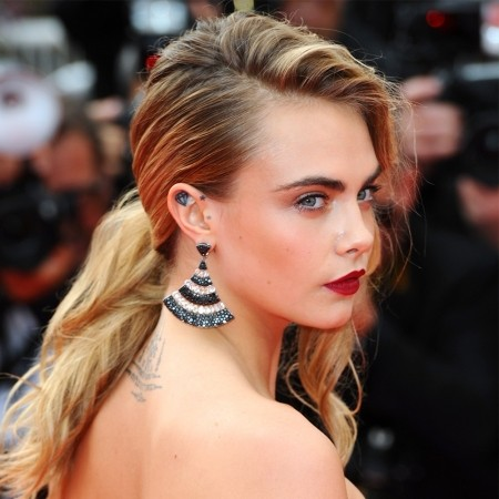 Celebrity Piercings Pictures Beauty Trends Red Online