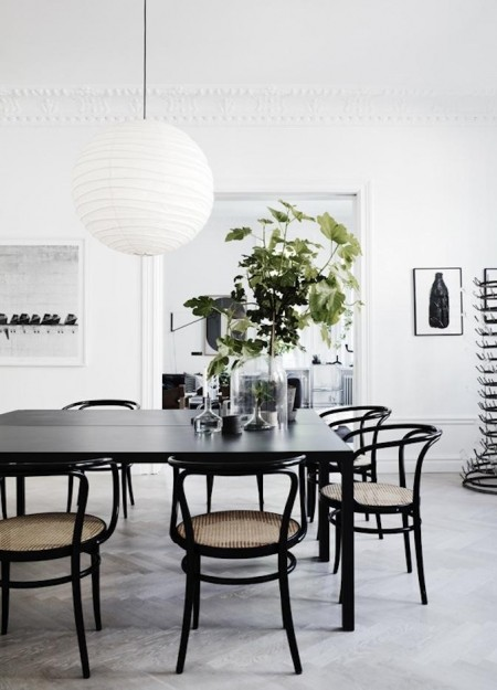 Decorate A Room Online: How To Decorate With Monochrome