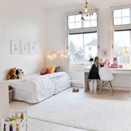 Kids Bedroom Fairy Lights Bedroom Ideas - Pink fairy lights for bedroom