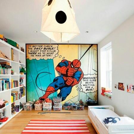 adventure inspiring boys 39 bedrooms red online. Black Bedroom Furniture Sets. Home Design Ideas
