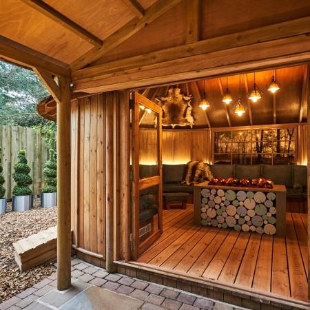Aqua Sana Spa At Sherwood Forest A Scandi Retreat In The
