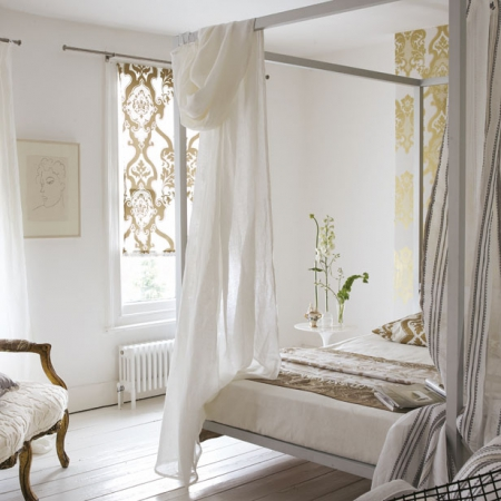 White Bohemian Bedroom bohemian bedrooms - interiors - redonline - red online
