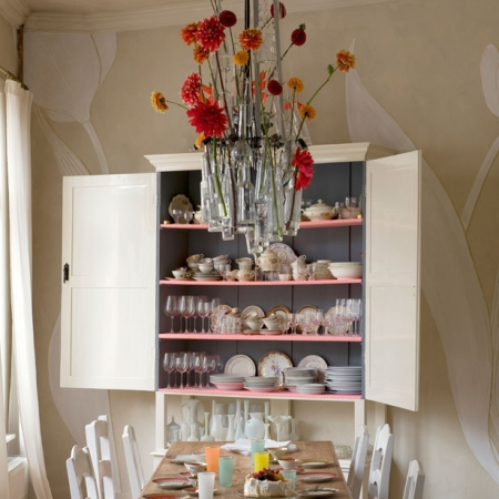 Contemporary Country Dining Rooms Red Online