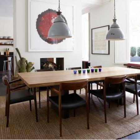 Nice Modern Retro Dining Room   Red Online