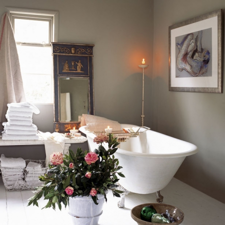 Bohemian Bathrooms Interiors Redonline Red Online
