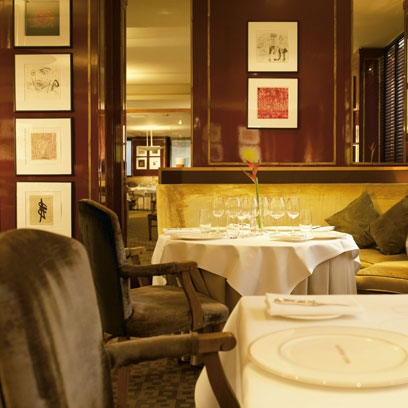 Michelin star hotel restaurants best uk restaurants uk for Hotel michelin