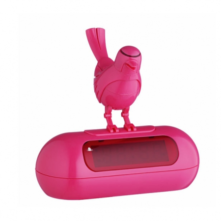 habitat bird alarm clock instructions