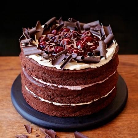Gordon Ramsay Chocolate Mud Cake