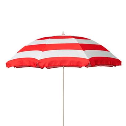 best garden parasols from red online red online. Black Bedroom Furniture Sets. Home Design Ideas