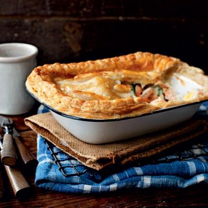 Best pie recipes comfort food recipes dinner ideas for Fish pie recipe