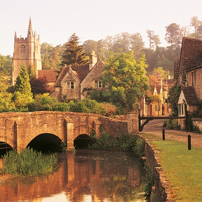3 1368626908 castle combe wiltshere  square - THE MOST BEAUTIFUL ENGLISH VILLAGES PICTURES STUNNING ENGLISH COUNTRY TOWNS IMAGES