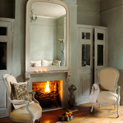 Fireplaces red online - Ideas to cover fireplace opening ...