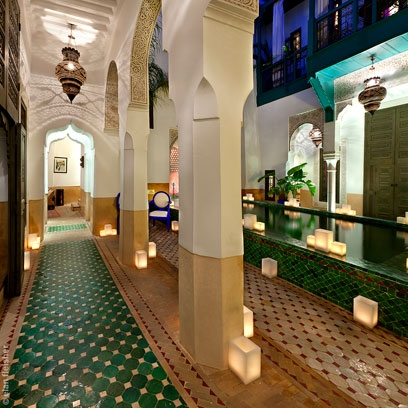 Best riads in marrakech where to stay in morocco red for Best riads in marrakesh