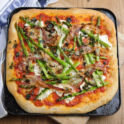 Best Asparagus Recipes | Dinner party recipes - Red Online
