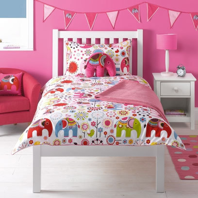 Girls 39 bedrooms kids bedroom decorating ideas red online for John lewis bedroom ideas