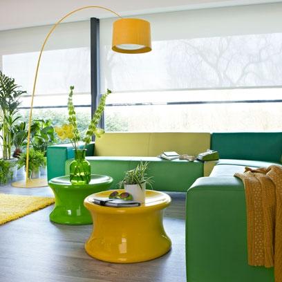 Floor Lamps Decorating Ideas Interiors Red Online