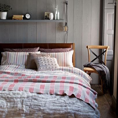 john lewis layering bed linen decorating ideas interiors