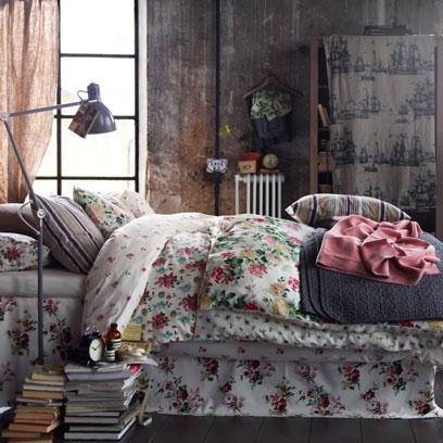 Ikea Bedroom Layering Bed Linen Decorating Ideas Interiors