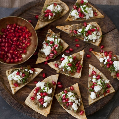 Best christmas canap s recipes christmas party recipes for Canape toppings ideas