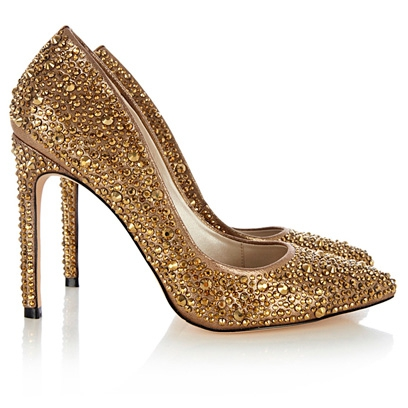 Metallic Shoes Party Shoes Red Online