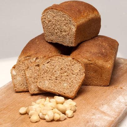 how to make zuccinne banna loaf