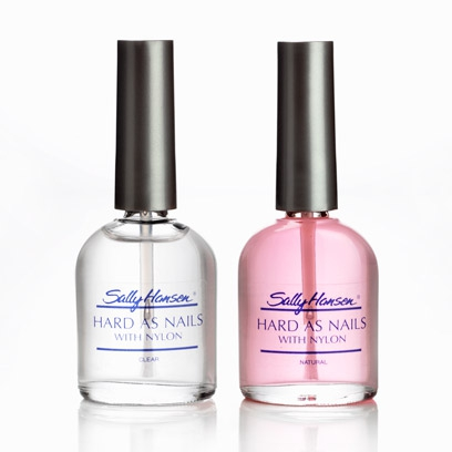 Hard As Nails With Nylon By Sally Hansen