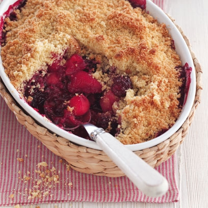 Best crumble recipes: Easy dessert recipes - Red Online