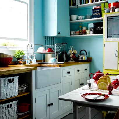 How To Make The Most Of A Small Kitchen Kitchen Ideas Decorating Red Online