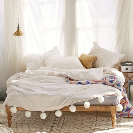 All white room ideas decorating ideas for the home red for Room decor urban outfitters uk