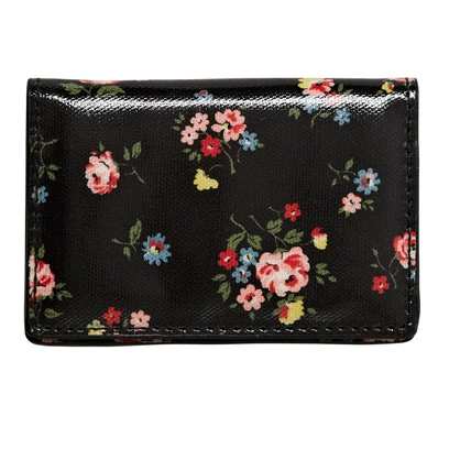 Cath Kidston Kew Spring Business Card Holder Oyster Holders Leather Goods Red Online
