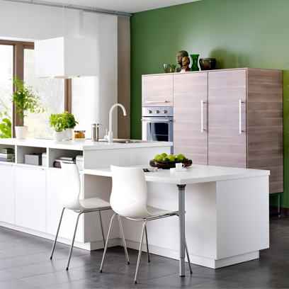 Modern kitchen designs kitchen ideas design ideas Modern green kitchen ideas