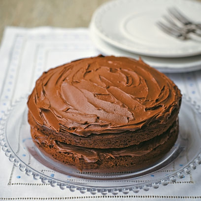 Tana Ramsay Chocolate Cake