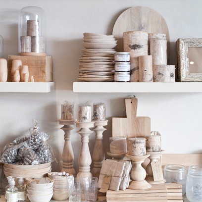 If you can't make it to their Dorchester store, shop online and discover a wealth of understated wares designed to be 'at home in the town or country'. Rustic brown pottery by John Leach (son of renowned ceramicist Bernard), olive-oil soaps, and hogla (Bangladeshi seagrass) poufs are highlights.