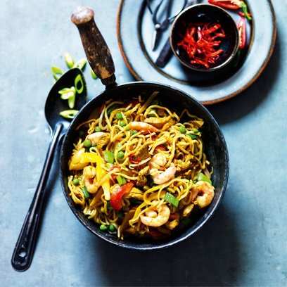 Slimming World Singapore Noodles >> Best Noodle Recipes | Quick and easy dinner Ideas - Red Online