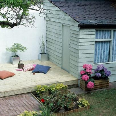 Sheds Amp Summerhouses Garden Decorating Ideas Red Online