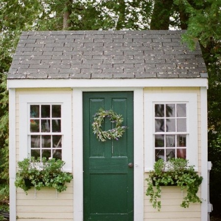 Sheds Summerhouses Garden Decorating Ideas Red Online