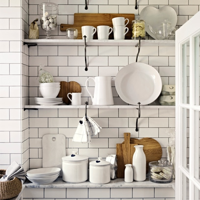 See Our Ideas For Kitchen Shelving
